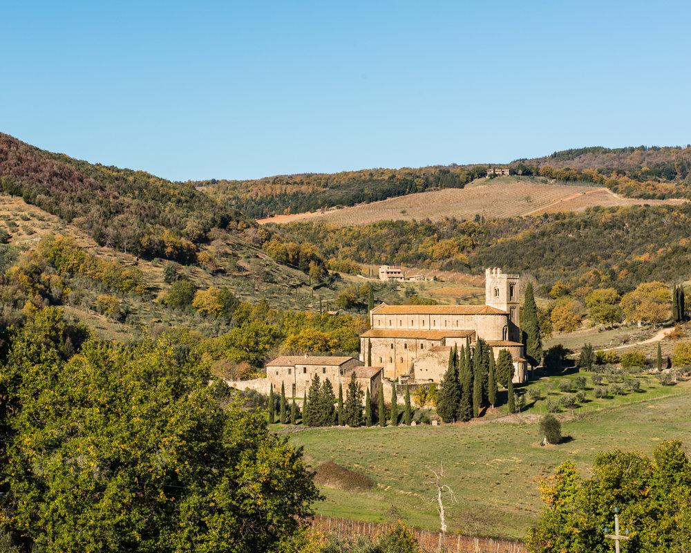 Abbey di Sant'Antimo