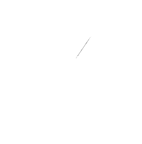 tangram em concreto