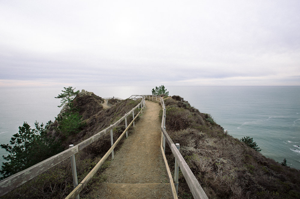 Muir Beach Overlook - California