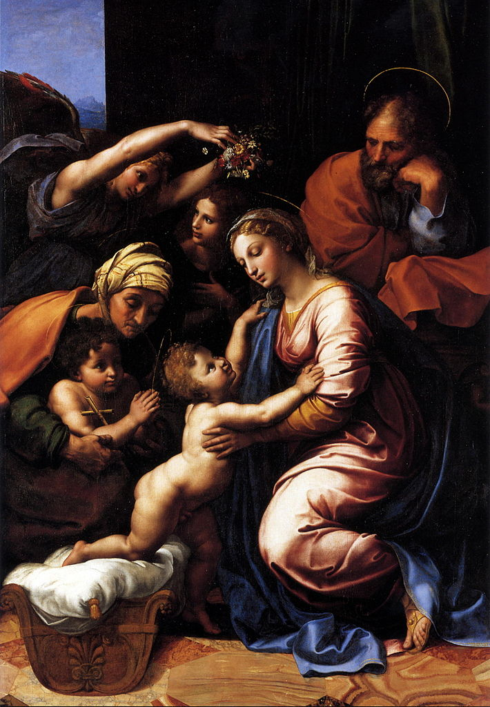 710px-The_Holy_Family_-_Rafael.jpg