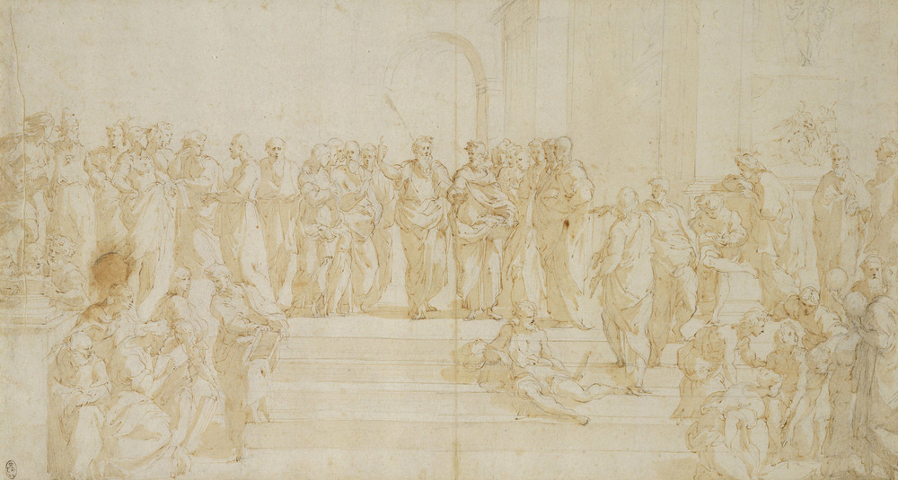 Copy of the School of Athens