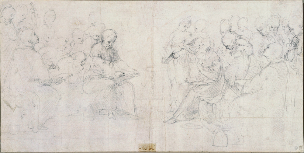 Raphael-Urbino---Sketch---the-Disputa.jpg