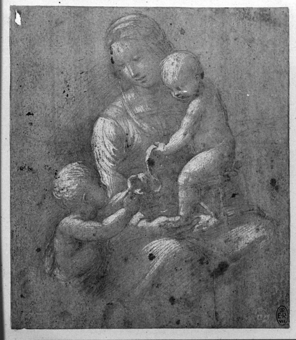 The Virgin and Child with the Infant St John  c.1505