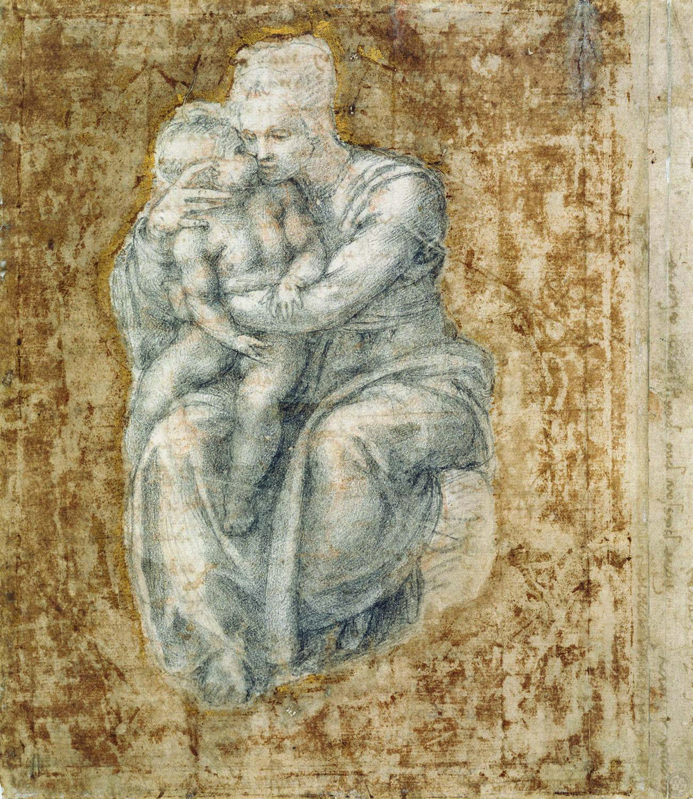 Virgin and Child R.