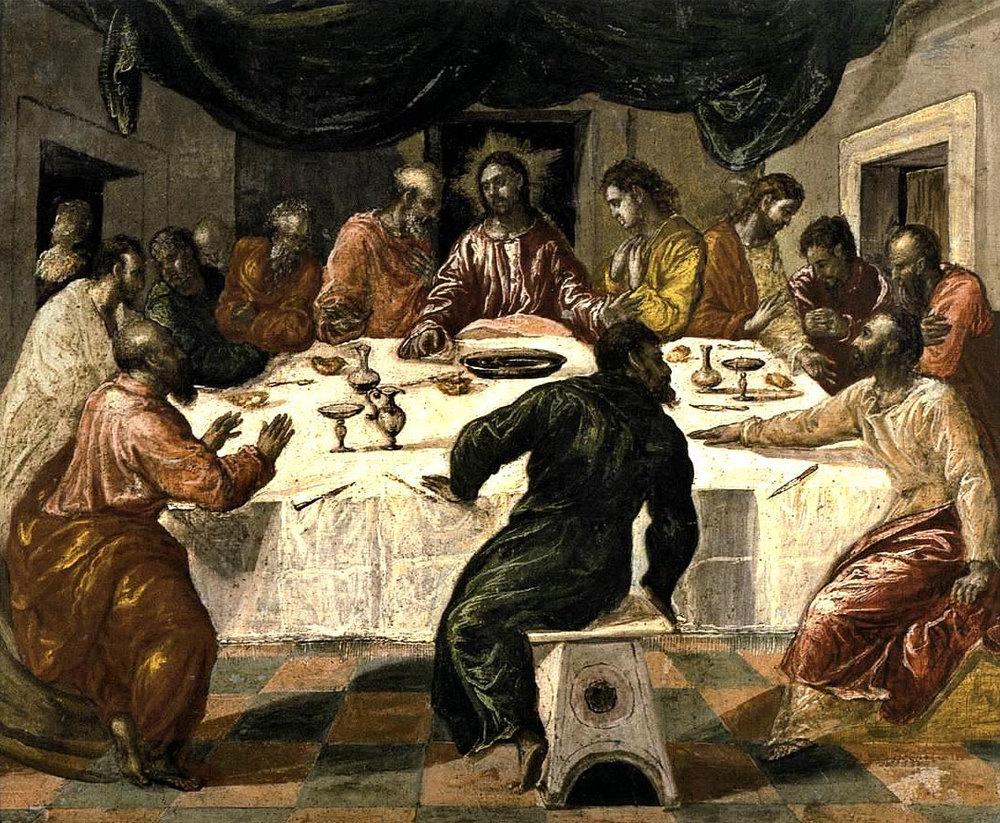 El Greco - 1568