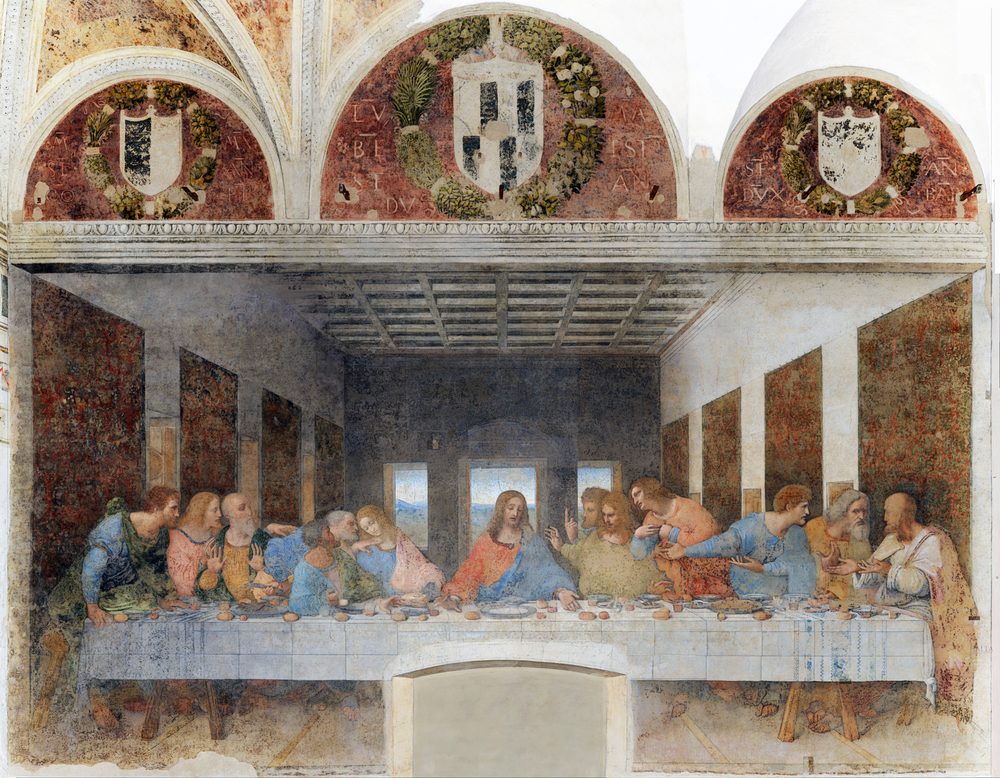 HD Version of the Last Supper
