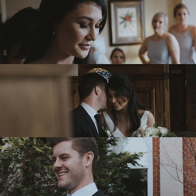 Couldn't pick just 1 frame so I picked 3! 3 incredible moments with raw emotion. Frame 1, Paige getting in her dress with the help from her mom. Frame 2, Bryan telling a Paige a secret. Any guesses what he said? Frame 3, Bryan waits to see his bride for the first time! Thanks again @paigemullins10 and @bryandmullins for allowing me to document your day! 🤗