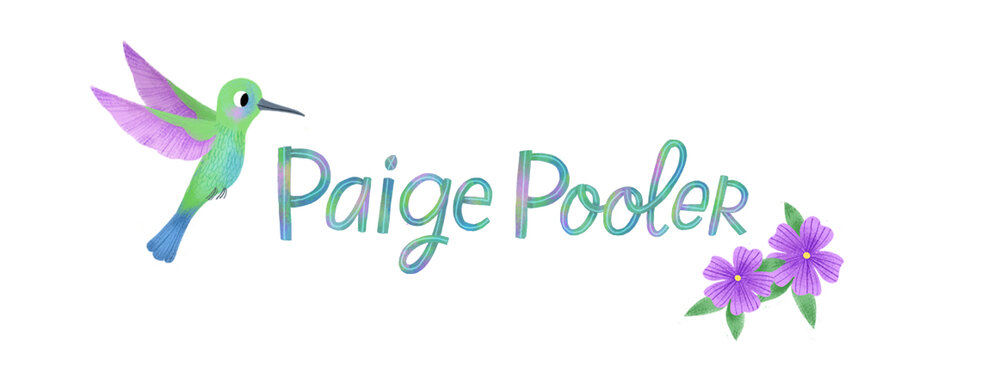 Paige Pooler Illustration
