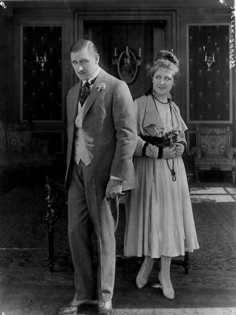Rupert Julian in Mother O' Mine (1917)
