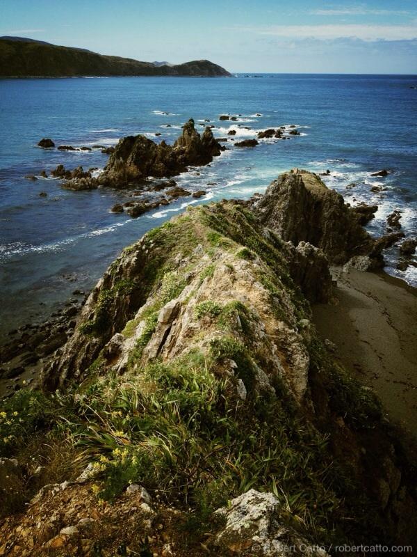 Point Dorset, Breaker Bay Wellington