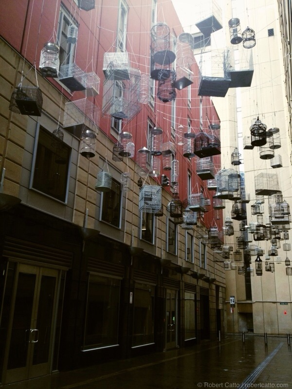 Angel Place, Sydney