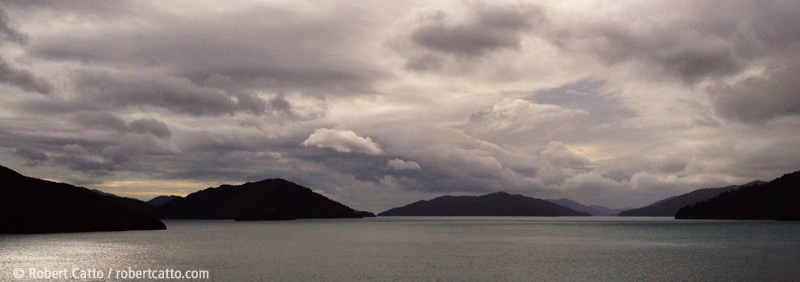 Dark Skies, Marlborough Sounds
