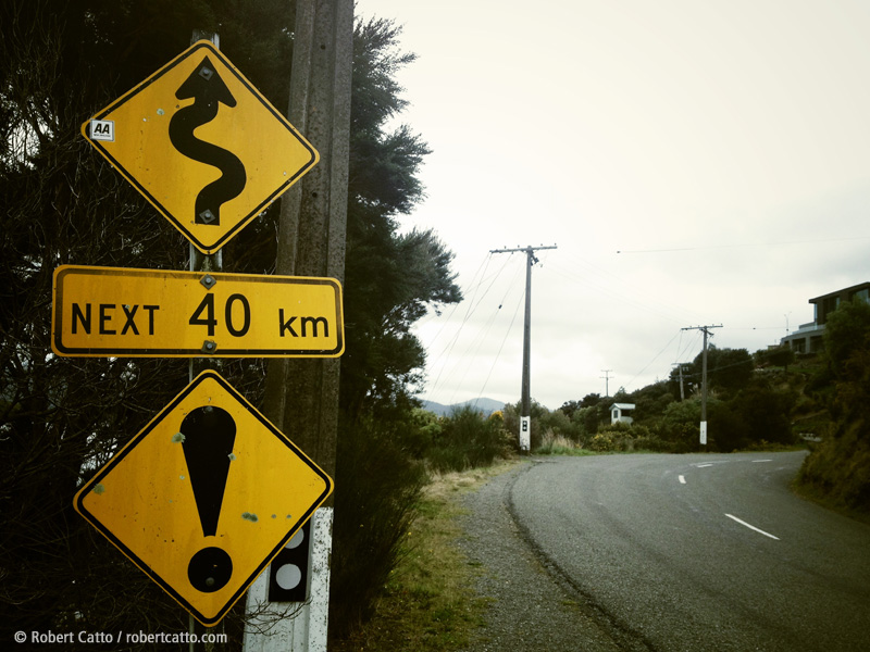 Why I Love New Zealand Roads #1