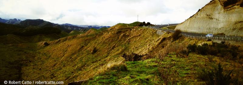 State Highway 4, from Wanganui to Taumarunui