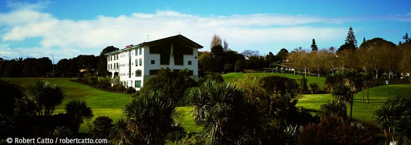 North Island Panorama #2: Unitec, Auckland