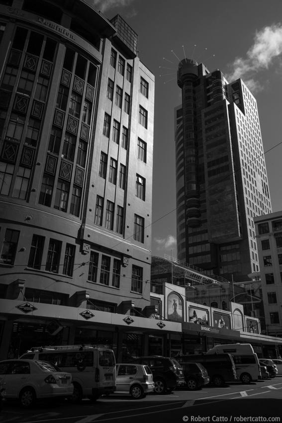 Dominion Building, Wellington