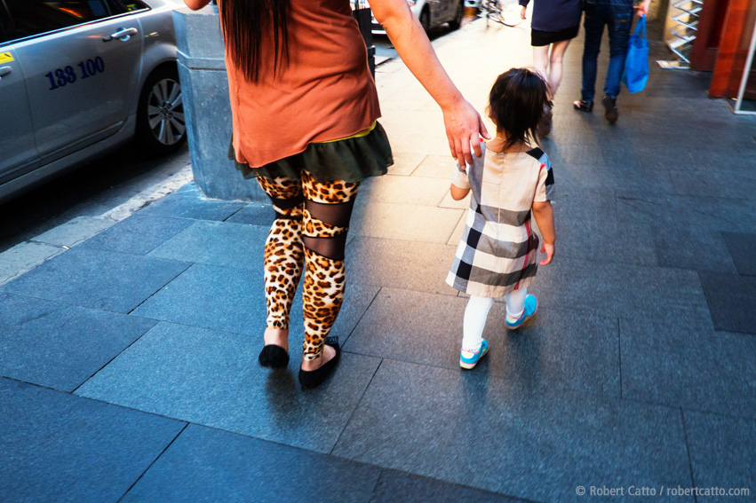 Less Lost Leopard 3, Sydney