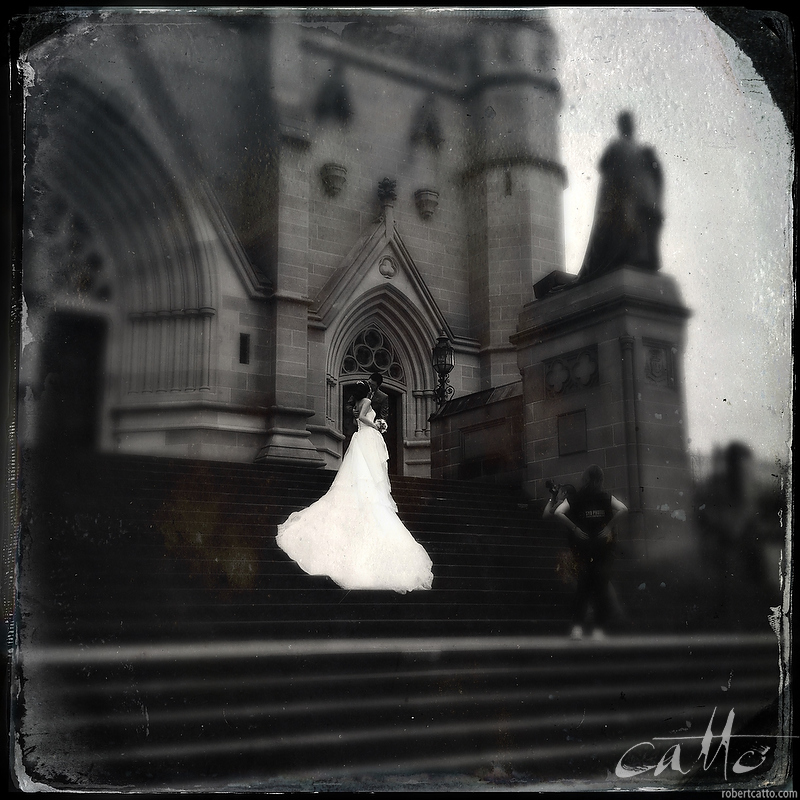 Wedding Photos at St Mary's Cathedral, Sydney