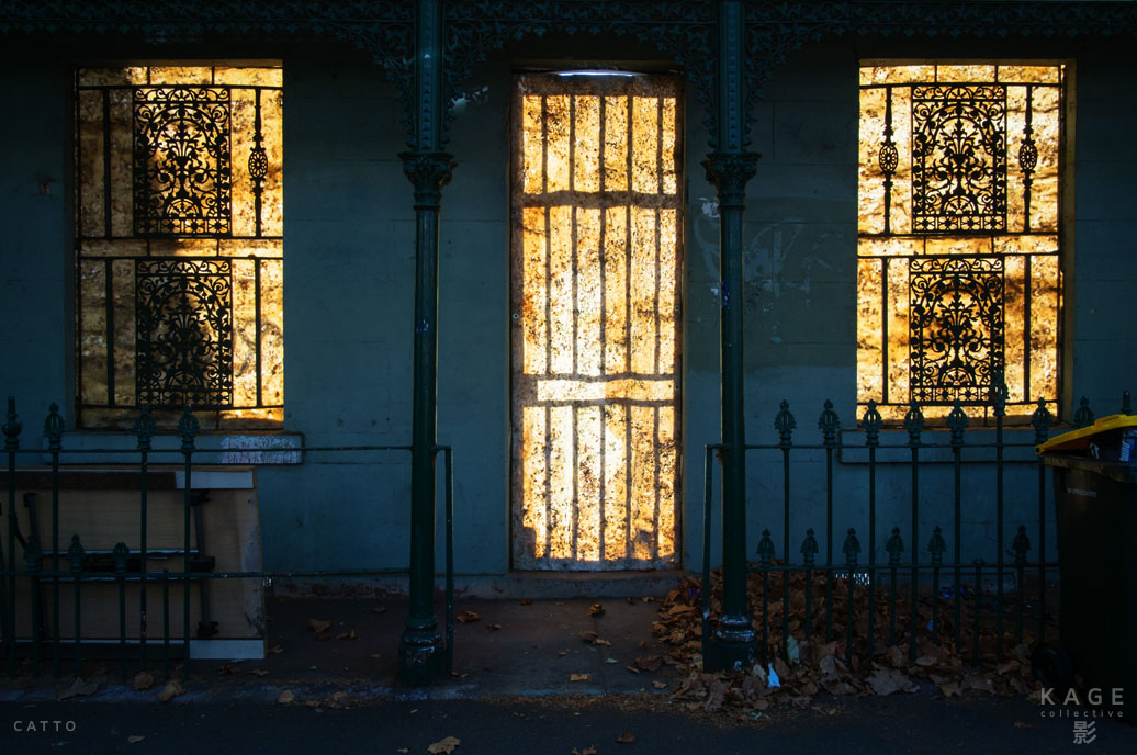 Glowing Facade, Surry Hills