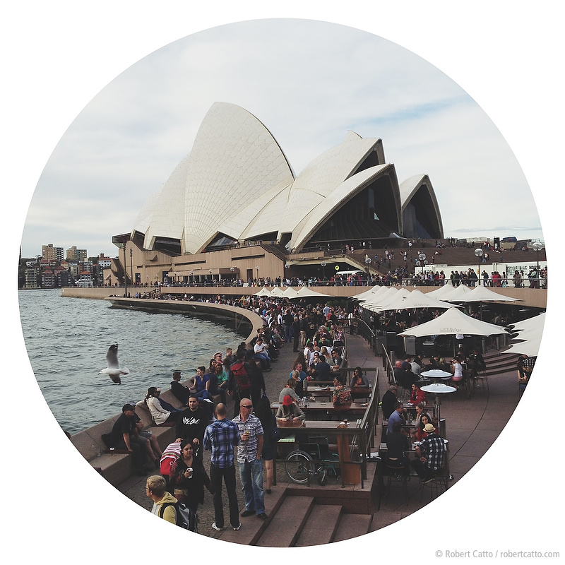 Rando #20: Sydney, New South Wales (with iPhone 4S)