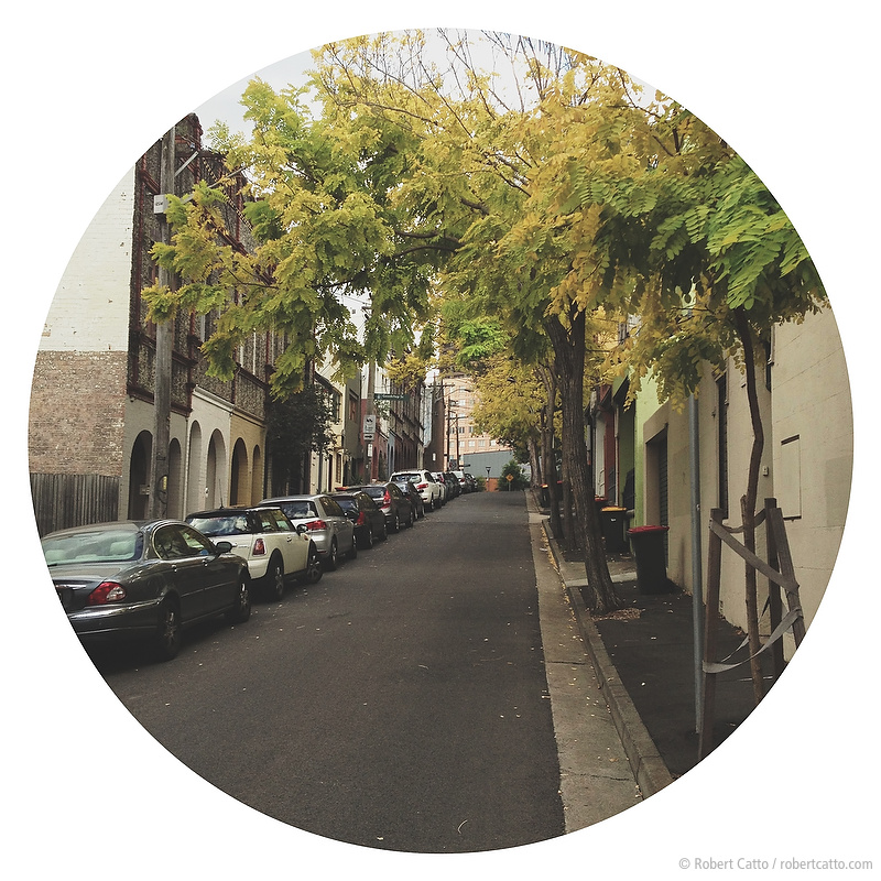 Rando #22: Surry Hills, New South Wales (with iPhone 4S)