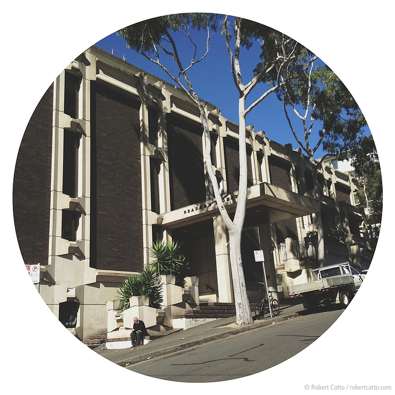 Rando #52: Surry Hills, New South Wales (with iPhone 4S)