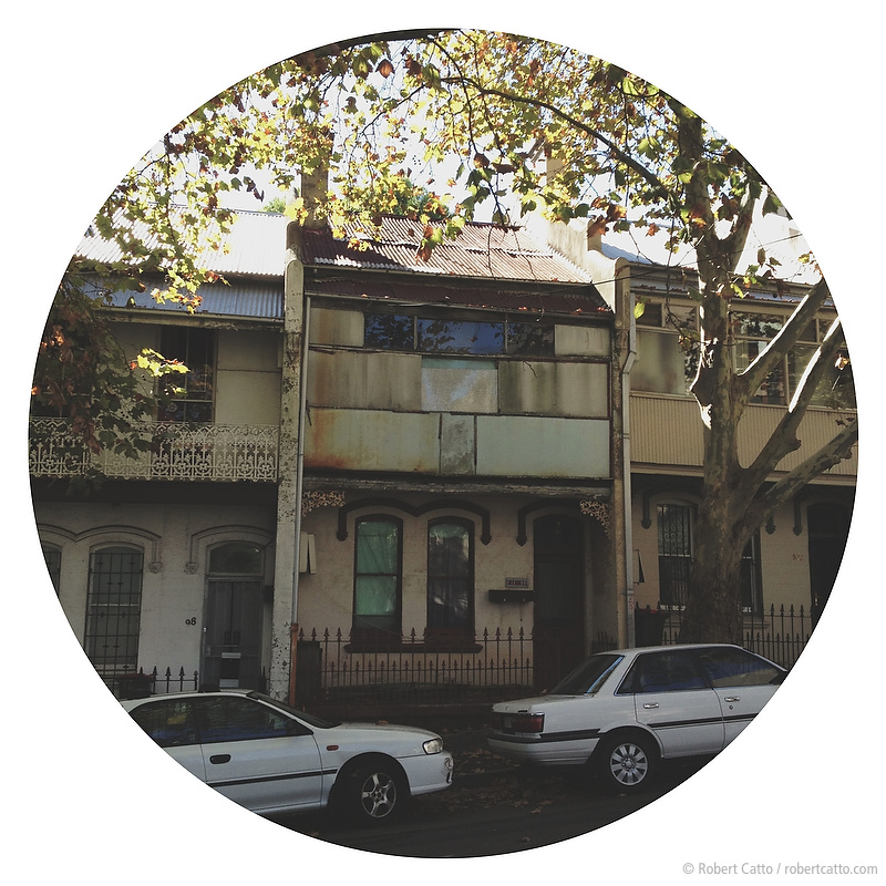 Rando #51: Surry Hills, New South Wales (with iPhone 4S)