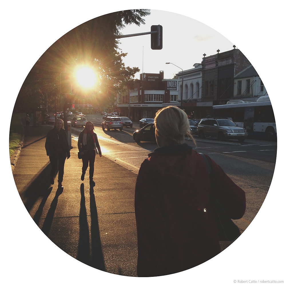 Rando #67: Paddington, New South Wales (with iPhone 4S)