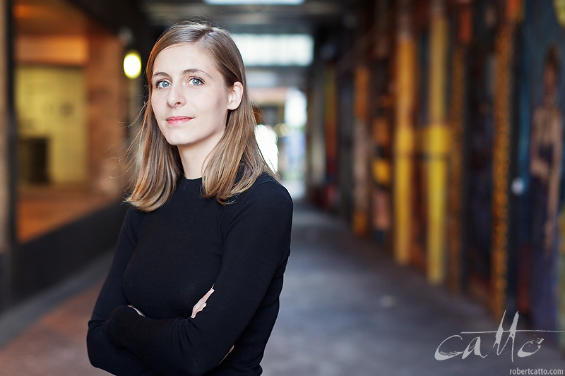 Novelist Eleanor Catton, author of The Rehearsal and The Luminaries.
