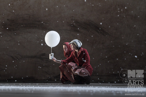 Third gallery for today, and possibly saving the best for last (photographically speaking at very least) - Red Leap Theatre's production of Shaun Tan's graphic novel, The Arrival.  You have until Sunday to see it…