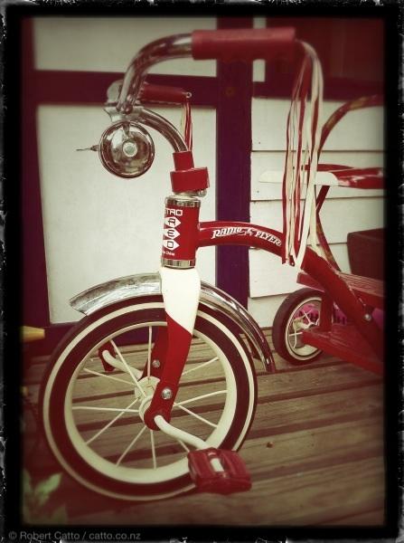 Le Tricyclette de Brighton.