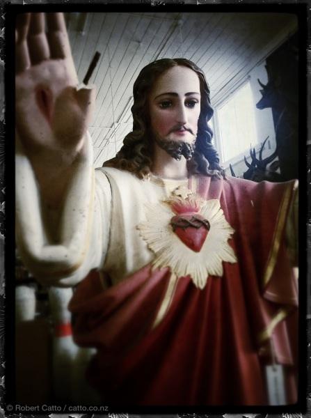 Jesus de Prahran, Melbourne. (@ Tarlo & Graham)