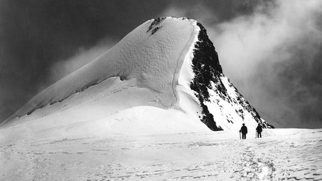 "Following on from yesterday's Mallory / Irvine post, comes this (again from NPR's Picture Show):  An Alpine Adventurer And His Mountaintop Darkroom .   ""If there were a Venn diagram of the meticulous Ansel Adams and the audacious mountaineer George Mallory, the overlap would be a somewhat obscure Italian named  Vittorio Sella .  Born in 1859, Sella was one of the most brazen Alpinists of his time;  he was the first, for example, to do a winter climb of the Matterhorn.  But Sella also inherited a fascination with photography; his father had  penned the first treatise on photography in Italy. And as the master of a  highly specified niche, Sella might now be considered the grandfather  of adventure photography. Still, it's easy to take his photographs for  granted…"""