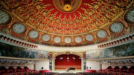 "Okay, I know, enough with NPR's Picture Show…but they're having a really good week, what can I say?  Check out Photos Of A Family Dream: Opera Houses Around The World if you don't believe me. ""Anton Gutman dreamed of being a singer. Trained after WWII by a famous operatic tenor, he hoped that with proper training he might one day travel the world like his Swedish contemporary, the acclaimed Jussi Bjorling. But Gutman had neither Bjorling's luck nor his larynx… Today, echoes of Gutman's voice and dreams resound in his grandson's photographs.  Bjorling Larynx shows empty opera houses from around the world…"""