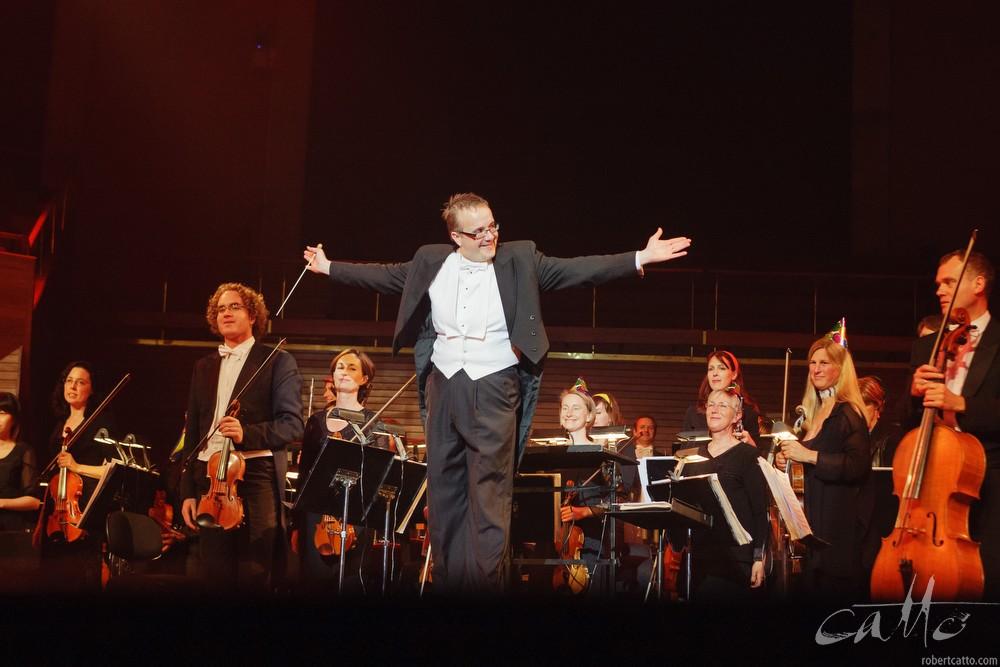 Marc Taddei & Orchestra Wellington, 2009