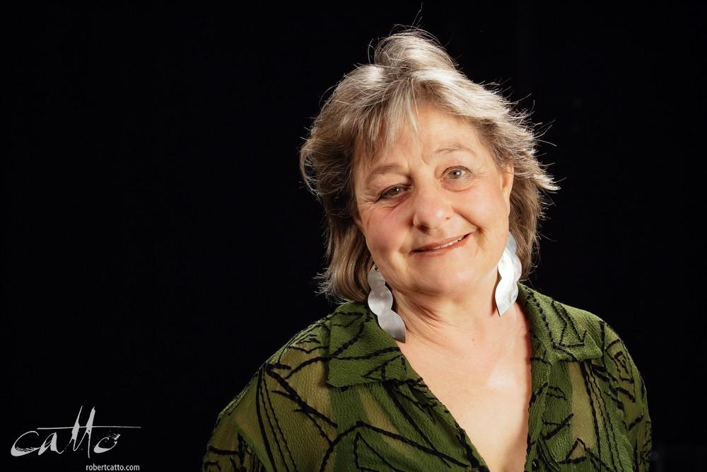 2004 Arts Foundation Laureate Ann Robinson