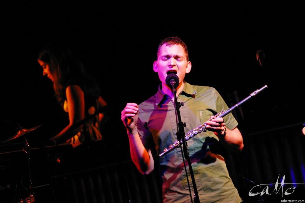 Dan Adams from NZ band Verona