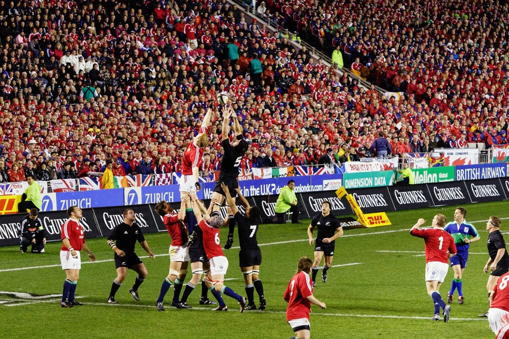 British & Irish Lions v. All Blacks