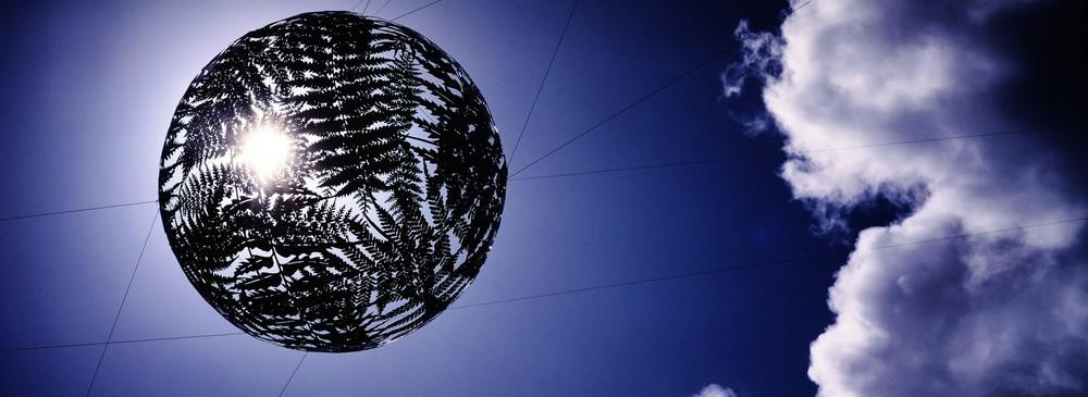 Neil Dawson Sculpture 'Ferns'