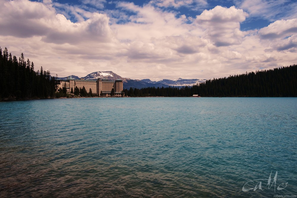The Chateau Lake Louise, Alberta Canada