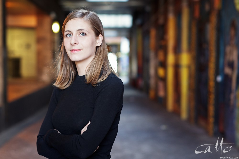 Eleanor Catton, winner of the 2013 Man Booker Prize for her novel The Luminaries