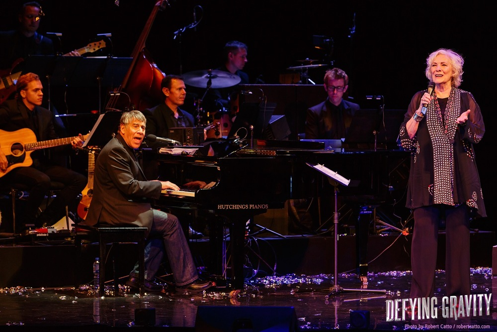Stephen Schwartz & Betty Buckley