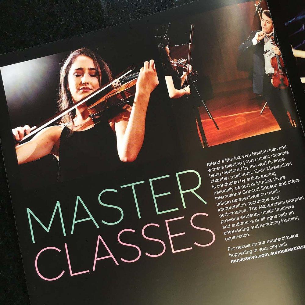 Musica Viva 2017 brochure