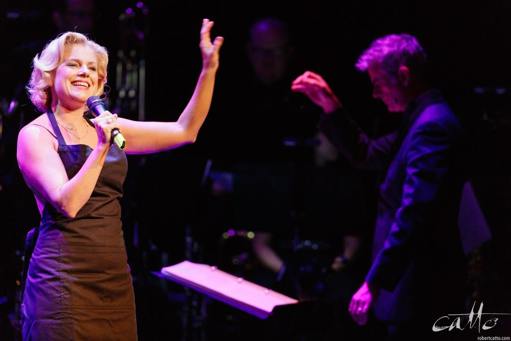 Helen Dallimore in Defying Gravity
