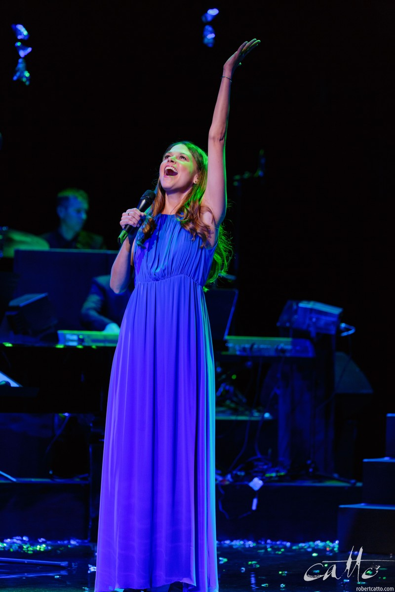 Sutton Foster in Defying Gravity