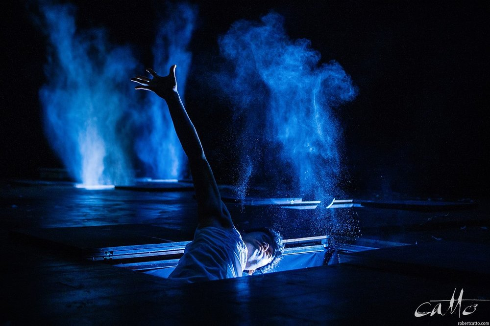 Fabulous Beast Dance Theatre's production of Giselle at the New Zealand International Arts Festival, 2008