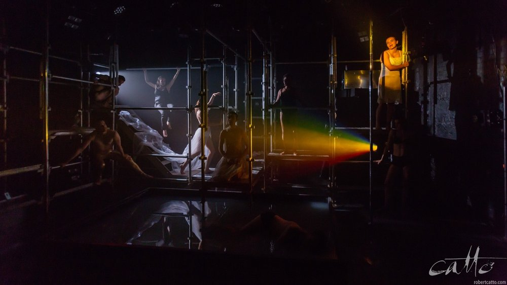 Metamorphoses at the Old Fitz Theatre, Sydney