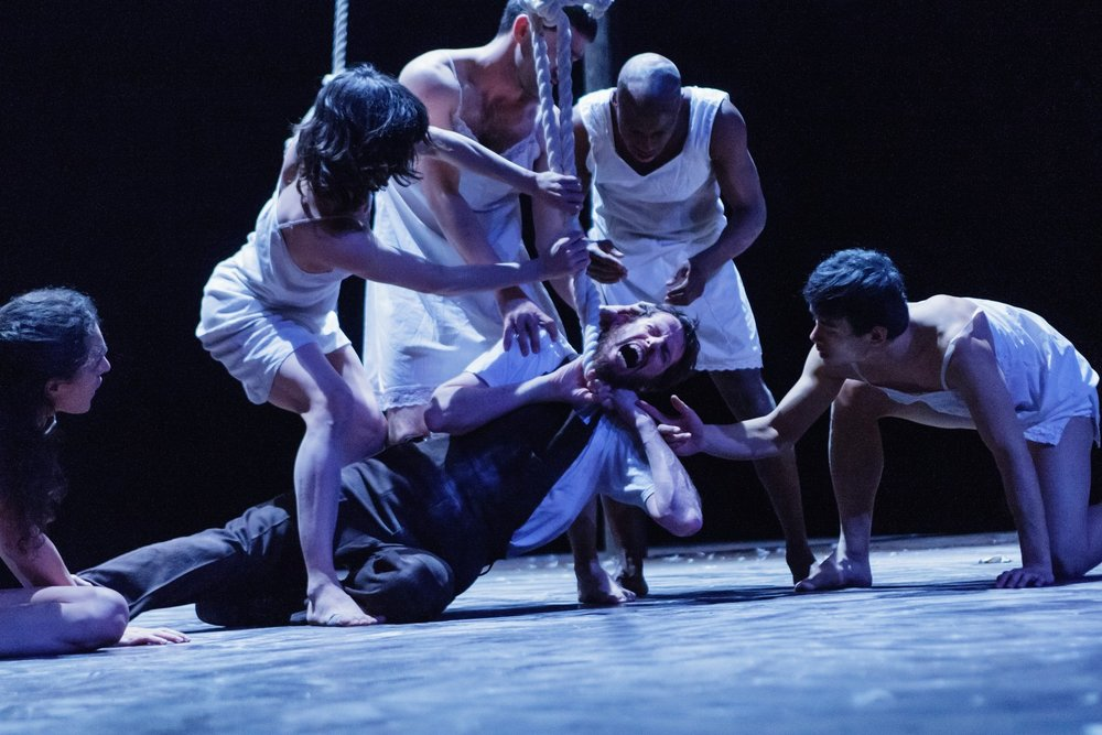 Giselle by Fabulous Beast Dance Theatre, at the New Zealand International Arts Festival