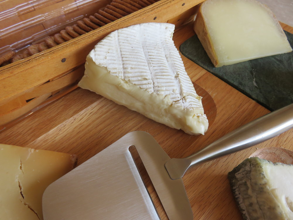 Brie from the Ferme de Tremblaye (read more)