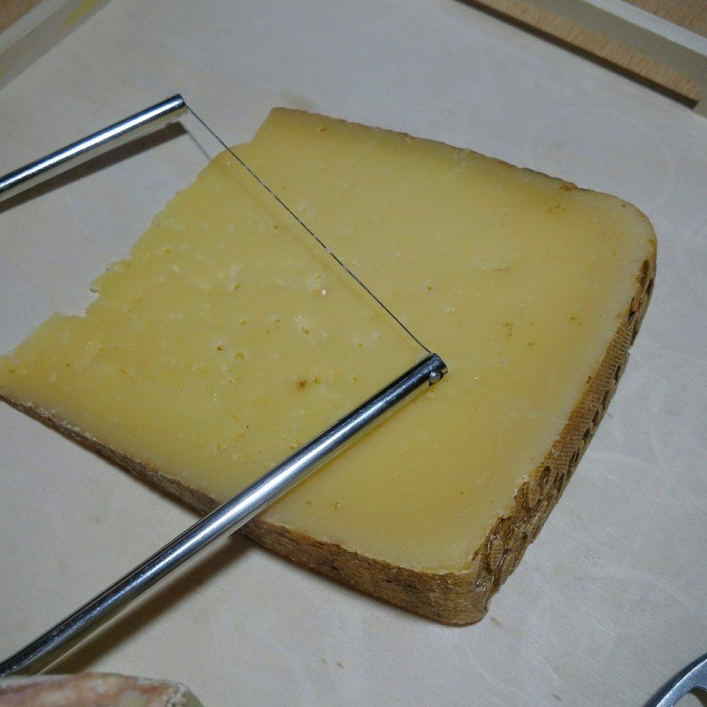 Fromage australien de Kym qui a remporté un prix